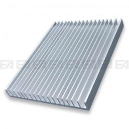 Aluminium heatsink DIL210.0200
