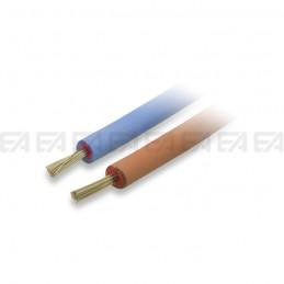 Unipolar cable - SILICONE + SILICONE