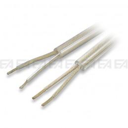 Bipolar round cable - FEP + PVC