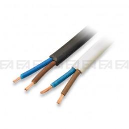Bipolar flat cable - PVC + PVC