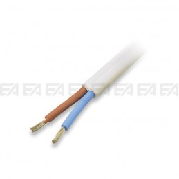 Bipolar flat cable - SILICONE + PVC