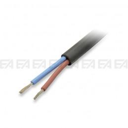Bipolar round cable - SILICONE + SILICONE