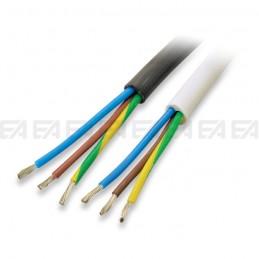 Tripolar round cable - PTFE + SILICONE