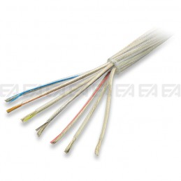 Multipolar round cable - FEP + PVC