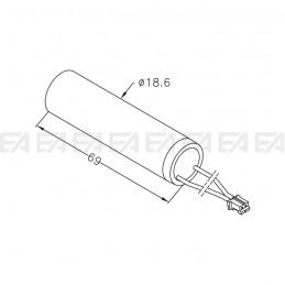 BAT005.00 battery technical drawing
