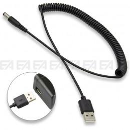 USB Type-A / DC-plug cable CAV021.00