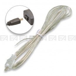 Divisible flat cable CAV017