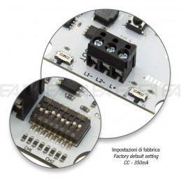 Electronic dimmer DMPL switch details