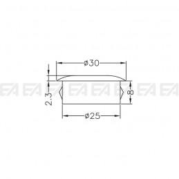 Modulo LED 03MA01W.1K005 disegno tecnico