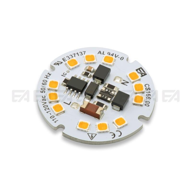 110~120Vac PCB LED board CL166