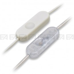 Electronic swithc INT06 white or transparente