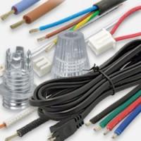 Cavi, bloccacavi, scatole di connessione, connettori e terminali