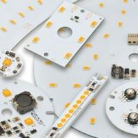 Schede LED, tonde, quadrate e rettangolari, lineari, barre LED