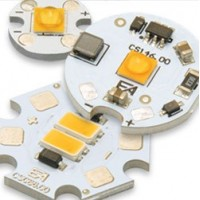 Round PCB LED boards Ø up to 21 mm