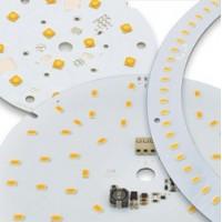 Schede LED tonde Ø oltre 51 mm