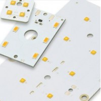 Square and rectangular PCB LED boards