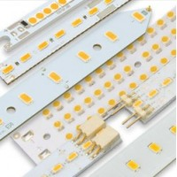 Linear PCB LED boards