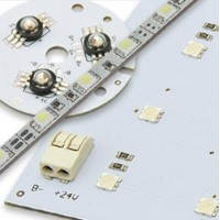 RGB PCB LED boards