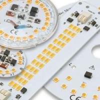 Schede LED 220-240Vac, con filtro di rete integrato