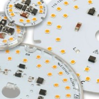 110-120Vac PCB LED boards with integrated line filter
