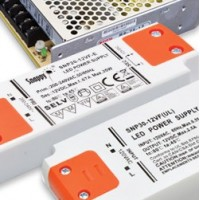12V LED power supplies, class II
