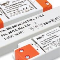 Alimentatori LED 24V, classe II