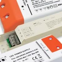 Alimentatori LED dimmerabili TRIAC/IGBT, 12/24V