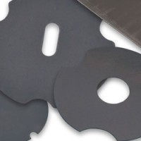 Mono adhesive graphite thermal PADs