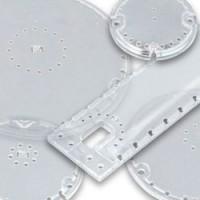 Cover di protezione in PC trasparente o opale