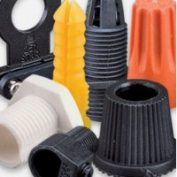 Plastic accessories and plastic lampholders accessories