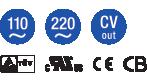 LED power supplies 24V