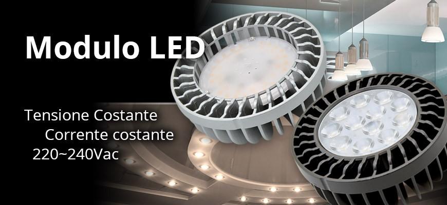 Modulo LED corrente costante, tensione costante, 220-240Vac