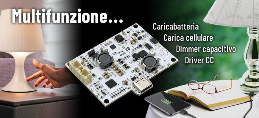 Scheda elettronica di controllo CTC011A5