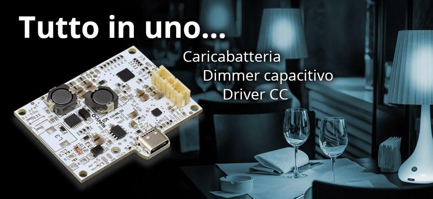 Scheda elettronica di controllo CTC011A2
